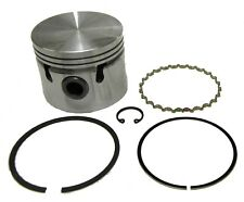 New Set of 4 Pistons w Rings + Clips Triumph Sptifire 1500  + .020 9-1 Ratio