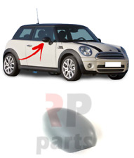 FOR MINI COOPER ONE CLUBMAN 07-15 WING MIRROR COVER CAP FOR PAINTING RIGHT O/S