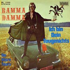 """7"""" RAMMA DAMMA Ich bin dein Taugenichts ULRICH HOPPE Glam-Rock BELLAPHON 1975"""