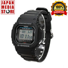 CASIO G-SHOCK G-5600E-1JF Digital Chrono Watch - Tough Solar JAPAN G-5600E-1