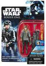 STAR WARS ROGUE ONE SERGEANT JYN ERSO EADU 3.75 INCH FIGURE