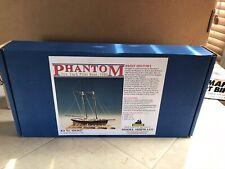 Model Shipways Phantom Ny Pilot Boat 1868 Wooden Ship Solid Hull Dm-Aw