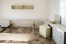 Camera da letto matrimoniale Salvarani in buone condizioni