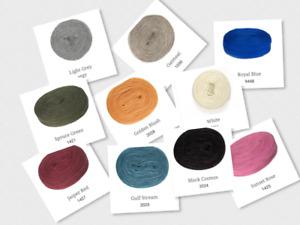 (EUR 5,70/100g) Plötulopi Plattenwolle Istex / Islandwolle 100% Schurwolle