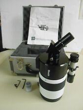 """Meade 97E 3.5"""" 1000mm f/11 D=90mm Mirror Lens Spotting Scope w/ Case"""