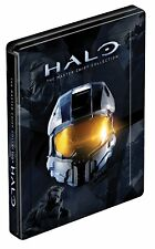 HALO THE MASTER CHIEF COLLECTION STEELBOOK BRAND NEW