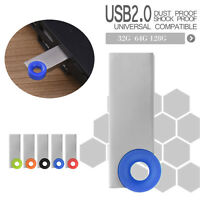 32G 64G 128GB USB 2.0 Flash Drives Memory Stick Storage Pen U Disk for PC Laptop