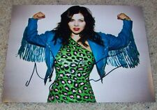 MARINA AND THE DIAMONDS SIGNED AUTOGRAPH 8x10 PHOTO A w/PROOF FROOT DIAMANDIS