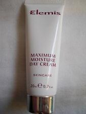 Elemis máximo de humedad Day Cream 20ML Anti-manchas de la edad, todo Parabenos Gratis,