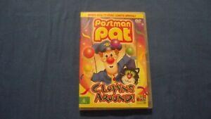 Postman Pat Clowns Around - DVD - R4 - Free Tracking