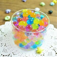 1000pcs Colorful Water Balls Crystal Jelly Gel Bead for Orbeez Toy Refill Decor