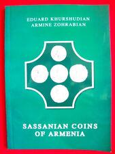 Sassanian Coins of Armenia- Sassanid Empire Sasanid Indo- Sasanian Drachm Coin