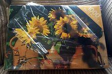 Sunflowers 1000 Piece Jigsaw Puzzle NEW SEALED Anker International