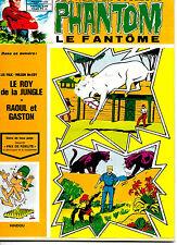 Phantom (Le Fantôme) N°455 - Editions des Remparts - Octobre 1974 - ABE