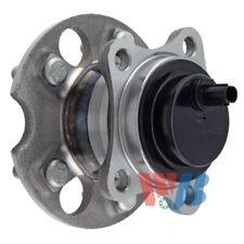 WJB WA512420 Rear Wheel Hub Bearing Assembly Interchage 512420 HA590287 BR930797