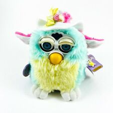 Vintage Limited Edition Spring Time Furby - Works!