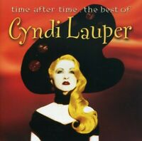 Cyndi Lauper - Time After Time: Best Of [New CD] Gold Disc, Holland - Import