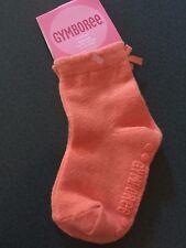 Gymboree NWT Orange Bow Socks 12-24 months, shoe size 5-6 US