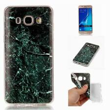 Slim Marble Design Soft Rubber Silicone Case Cover For Samsung Galaxy J5 J7 S8