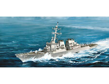 Trumpeter 04523 1/350 USS Arleigh Burke DDG-51 Missile Destroyer Warship model