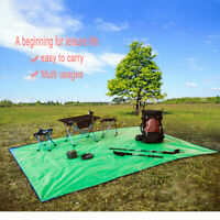 Outdoor Camping Mat Air Mattress Picnic Blanket Damp Proof Beach Waterproof Tent