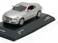 1:43 J-Collection Lexus SC430 Convertible closed 2005 silver