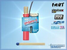 UniSens-E mit 5,5 mm Goldstecker SM-Modellbau kein UniTest 2 UniLog NEU&OVP