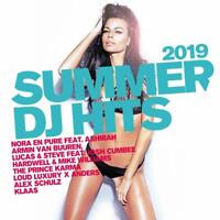SUMMER DJ HITS 2019 - ARMIN VAN BUUREN/LOUD LUXURY/HARDWELL/+  2 CD NEU