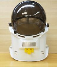 "Vintage 1969 Ideal ""Star Team"" NASA Astronaut Space Helmet Black & Yellow RARE"