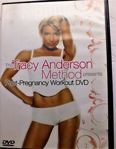 Post-Pregnancy Workout DVD, Tracy Anderson Method