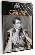 DVD LE GRANDI BIOGRAFIE DELLA STORIA n. 2 NAPOLEONE 2005 Documentario