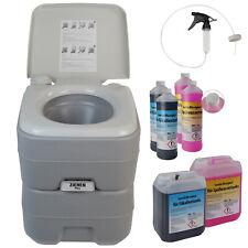 Campingtoilette Chemietoilette WC mobile Toilette Camping Reise Klo