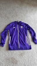 2016/17 Adidas Orlando City FC Jacket Purple Mens XL