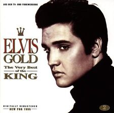 Elvis Presley Gold-The very best of the king (1995) [2 CD]