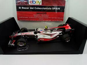 1:18 2011 Showcar  Mclaren MP4//26?  Jenson Button     -  PMA - 3L050
