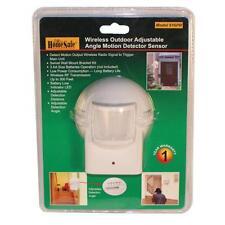 Wireless HomeSafe Security OUTDOOR Motion Detector Sensor for Barking Dog Alarm