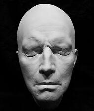 "Charlton Heston Life Mask ""Ben-Hur"" Ten Commandments""Planet of the Apes""Actor!!"