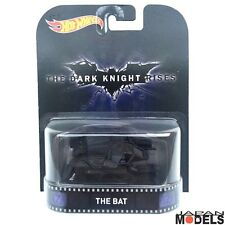The Dark Knight Rises THE BAT Hot Wheels Die Cast 1/64 New Nuovo