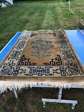 Chinese antique handmade carpet