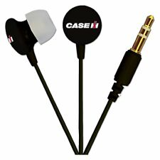 Case IH Ignition Earbuds by AudioSpice - Black or Pink