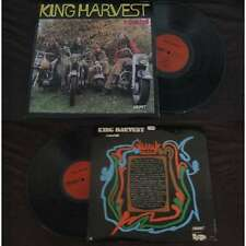KING HARVEST - I Can Tell LP French Heavy Psych 1971