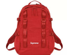 SUPREME BACKPACK DARK RED OS FW20 (IN HAND) BRAND NEW, 100% AUTHENTIC. FAST SHIP