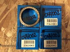 4-Timken Ball roller bearing cup, NOS, free shipping, 30 day warranty