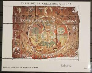 Espagne, Bloc de Timbres, Neuf MNH, Bien