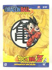 Dragon Ball Z L'INTEGRALE Des Films Part Partie 1/2 Coffret 5 DVD