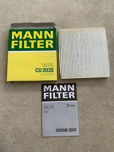 MANN CU2035 Cabin Filter