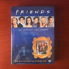 Friends The Complete First Season DVD Four Disc Set NEW