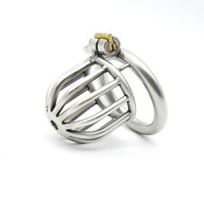 New lock 304 stainless steel  Cage Chastity Device A259