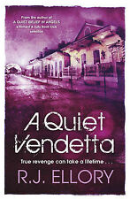 A Quiet Vendetta, By R.J. Ellory,in Used but Acceptable condition