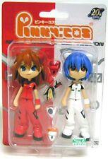 Pinky:st Street PC001 NGE EVA Evangelion Asuka Langley Rei Ayanami Figure Bratz